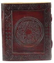 """Pentagram leather w/ latch 4 1/2"""" x 5"""""""