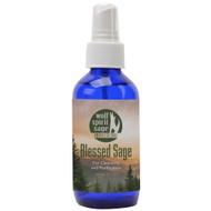 Wolf Spirit Blessed Sage Spray