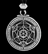 Alchemy Circle of Transformation The Transmutation Circle
