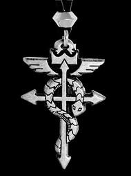 Alchemy Cross