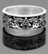 Dragon Ring Wide