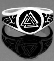 Valknut: Viking Warrior Ring