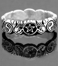 Banshee Guardian Ring