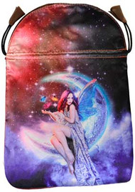 Moon Fairy Satin Tarot Bag