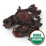 Hibiscus Flowers Whole Petals Organic