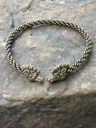 Heavy Braid Stag Torc