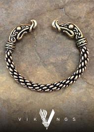 Viking Dragon Bracelet – Medium Braid