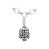 Serenity Bell Charm