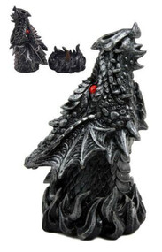 Dragon Head Incense Holder & Burner Figurine