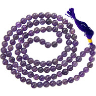 Mala Prayer Beads Amethyst