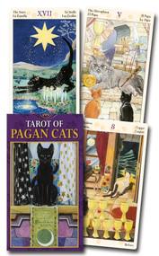 Tarot of Pagan Cats Mini Deck