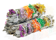 Good Vibes Sage Smudge 4""