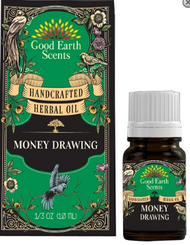Money Draw Herbal Oil