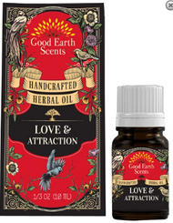 LOVE & ATTRACTION HERBAL OIL