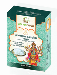 Smokeless Camphor Bricks