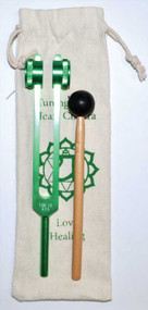 Heart Chakra (green) tuning fork