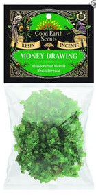 MONEY DRAWING RESIN INCENSE