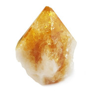 Citrine Points with cute base