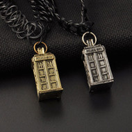 Little Tardis Pendant
