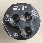 MXT Triple Compression Adjuster for WP (Gunmetal)
