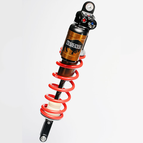 Each shock is built to order, setup up for rider weight, riding style and feel.