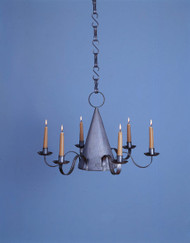 Witches Hat Chandelier