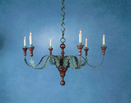 Bennington Village Colonial Chandelier