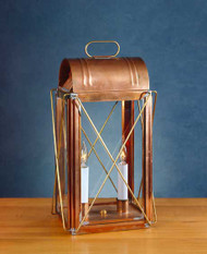 Paul Revere Crossbar Table Lamp