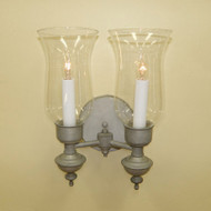 Back Bay Georgian Sconce - Two Arm