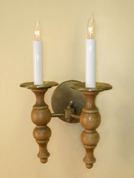 Sherburne Sconce - Two Arm