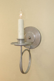 Trumpet Arm Sconce - Single Arm