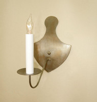 Shield Sconce