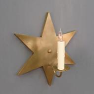 Star Sconce