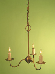 Haverford Chandelier 3- Light