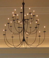 Equinox Chandelier - Three Tier