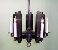 Peterborough Foyer Chandelier - Five Light