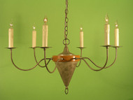 Kent Colonial Kitchen Chandelier