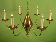 Grafton Country Table Chandelier