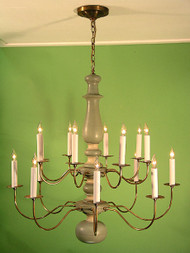 Tunbridge Chandelier - Two Tier