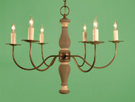 Mettowee Early American Chandelier