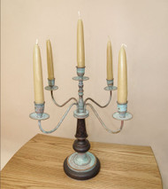 Classic Colonial Candelabrum 5 Arm