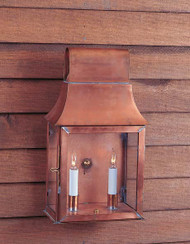 Richmond Mansard Wall Mount Lantern