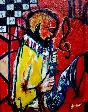 The Black Sax
