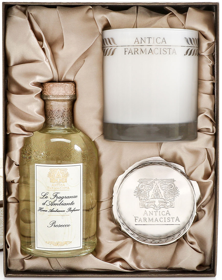 Antica Farmacista Prosecco Home Ambiance Gift Set | James Anthony Collection