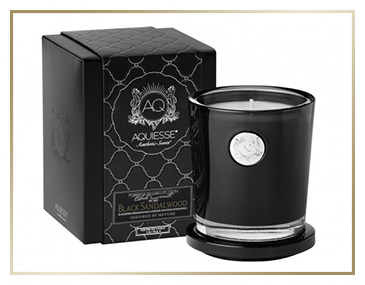 Aquiesse Black Sandalwood Collection | James Anthony Collection