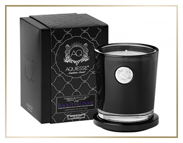 Aquiesse Black Tea & Cognac Candle & Diffuser Collection | James Anthony Collection
