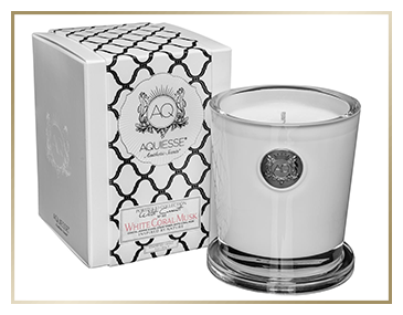 Aquiesse White Coral Musk | James Anthony Collection