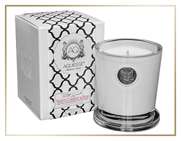 Aquiesse White Current & Rose Collection | James Anthony Collection