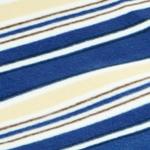 Blue/Tan Stripe