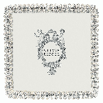 """Crystal Chelsea 4"""" X 4"""" Frame 